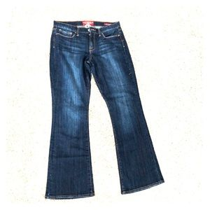 """Lucky brand dungarees size 12 w31"""" inseam"""
